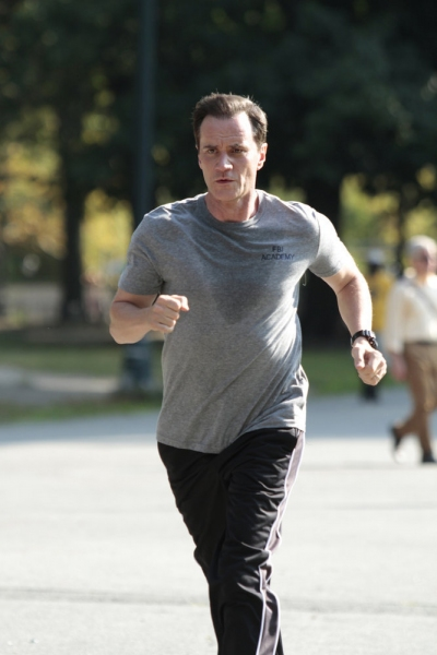 WHITE COLLAR -- Episode 510 -- Pictured: Tim DeKay as Peter Burke -- (Photo by: David Giesbrecht/USA Network)