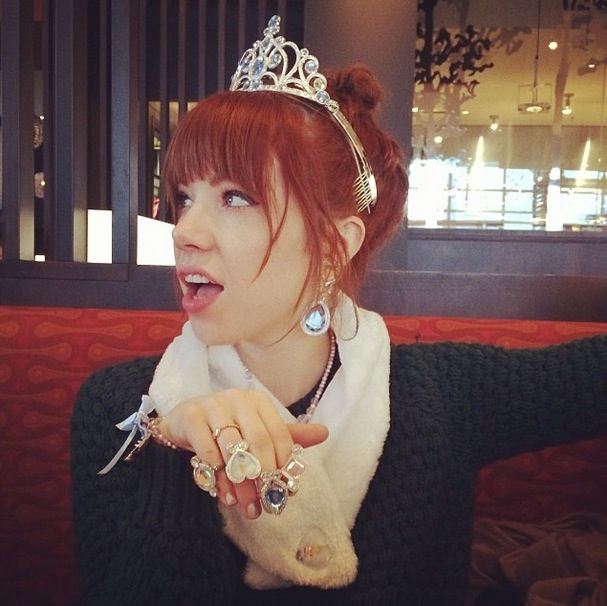 Twitter Watch: Carly Rae Jepsen Preps for Broadway Debut in CINDERELLA Gear