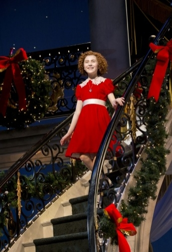 BWW Flashback: ANNIE Revival Ends Broadway Run Today