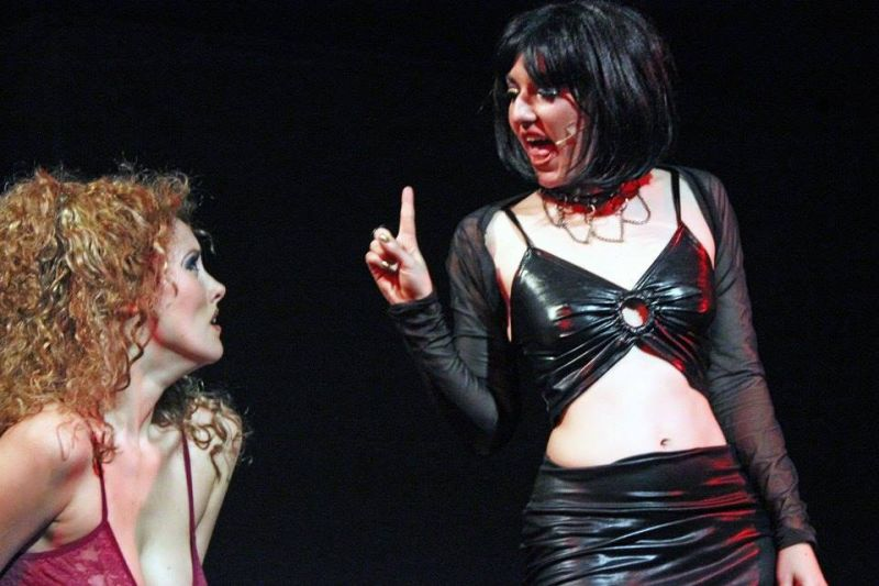 Review:  Twin Musicals BAYSIDE! and SHOWGIRLS! Provide Silliness and Raunch