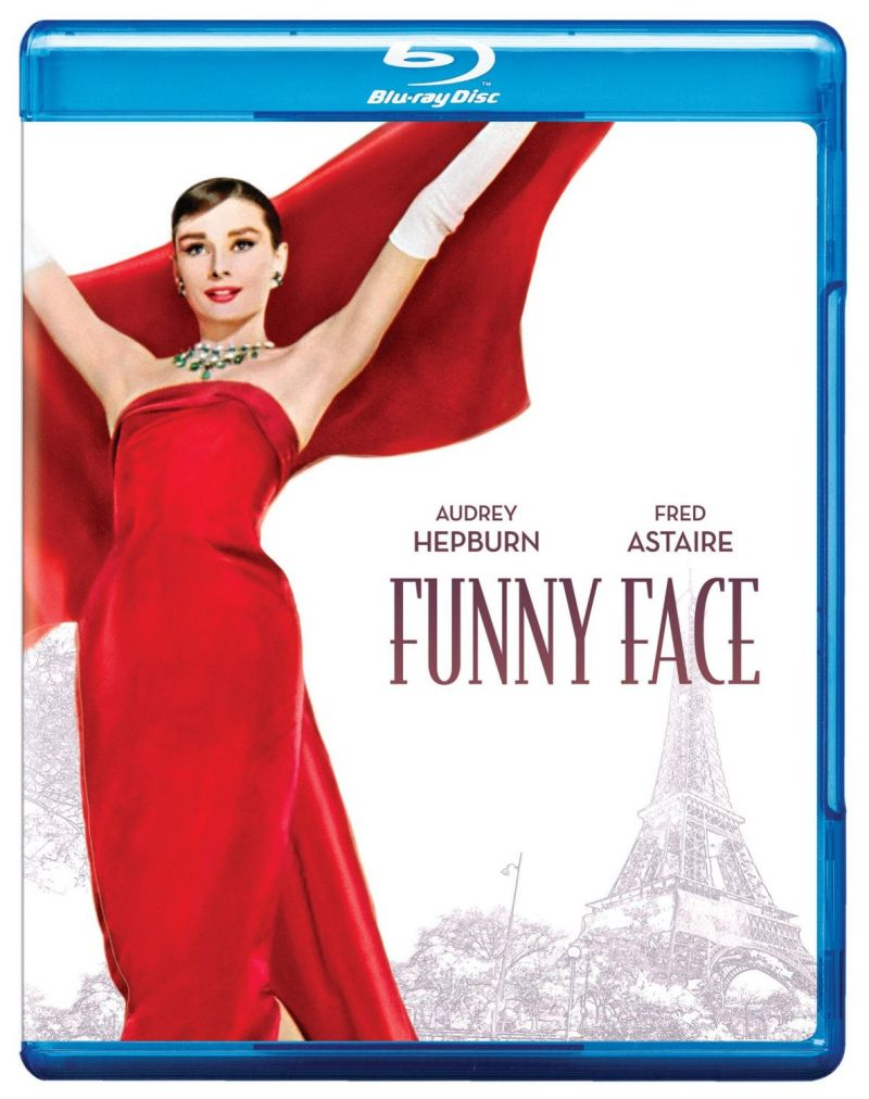 FUNNY FACE Set For Blu-ray Debut, 4/8