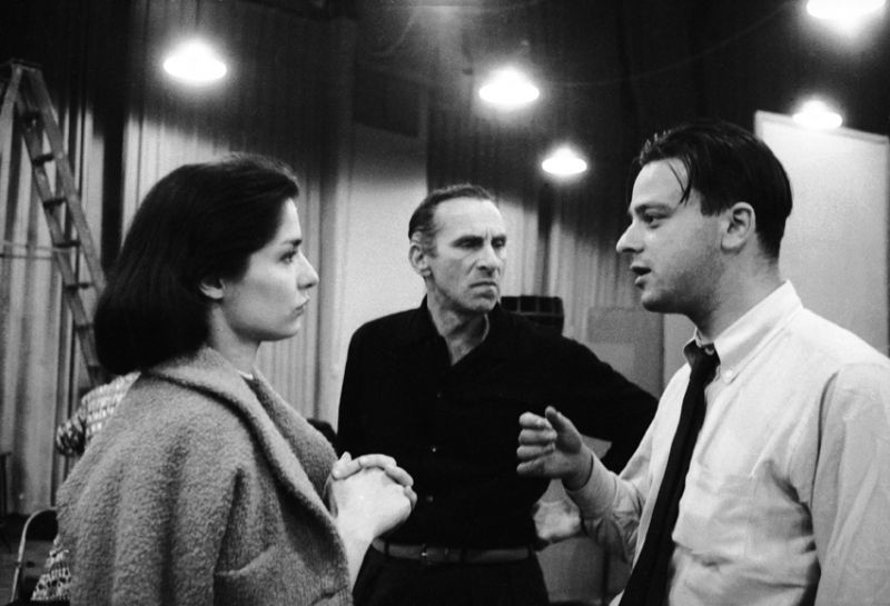 Behind The Scenes Of WEST SIDE STORY Original Recording With Sondheim & More