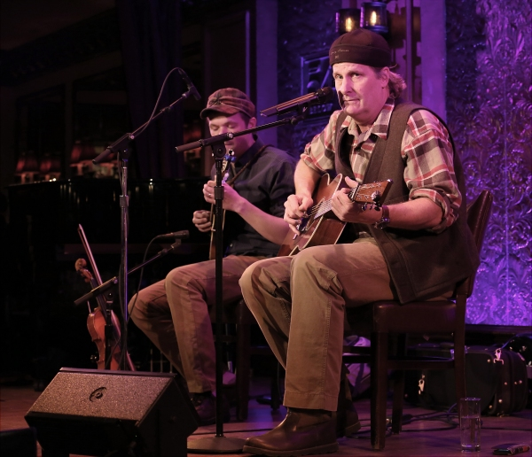Photos: In Rehearsal with Jeff Daniels at 54 Below!