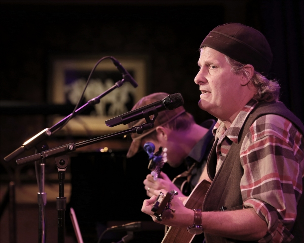 Photo Coverage: In Rehearsal with Jeff Daniels at 54 Below!
