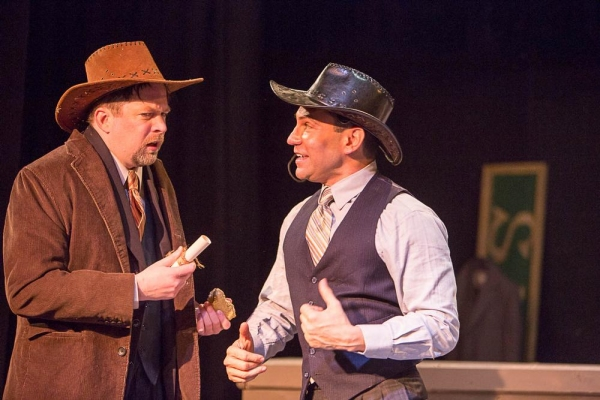 Photo Flash: First Look at Rudy Guerrero, Bill Fahrner and More in Theatre Rhino's ROAD SHOW