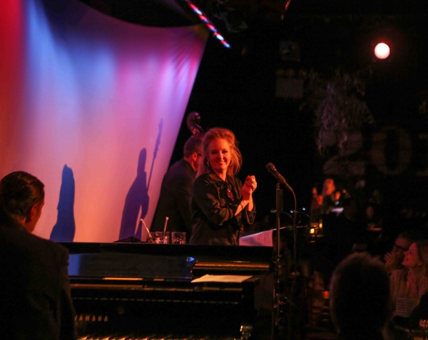 Photo Coverage: Stacy Sullivan Tributes Peggy Lee at The Metropolitan Room