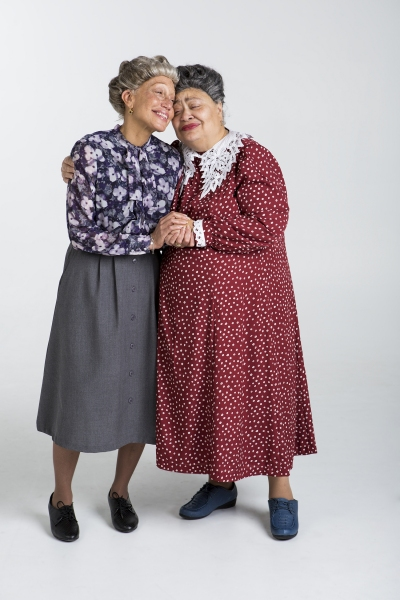 Photo Flash: Promotional Photos for Omaha Community Playhouse's HAVING OUR SAY, Begin. 1/17