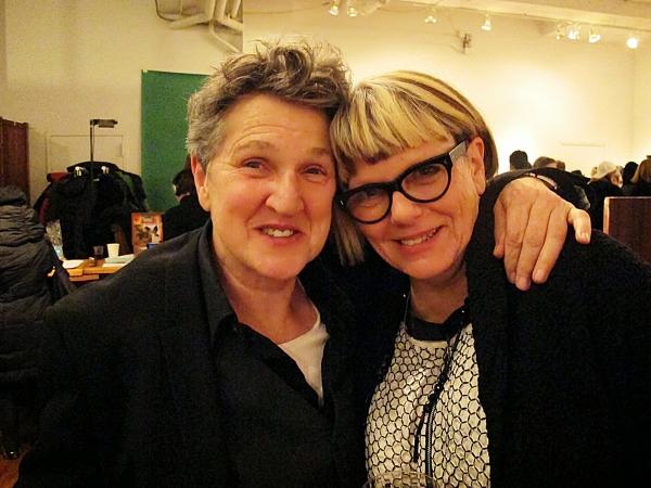 Peggy Shaw, Lois Weaver Photo