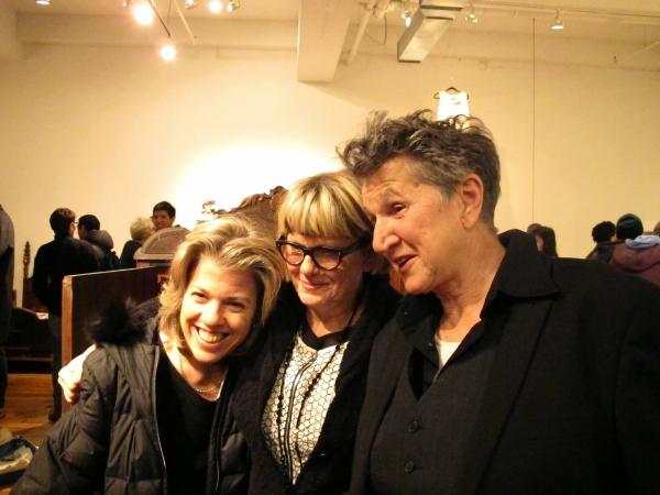 Viva DeConcini, Lois Weaver, Peggy Shaw