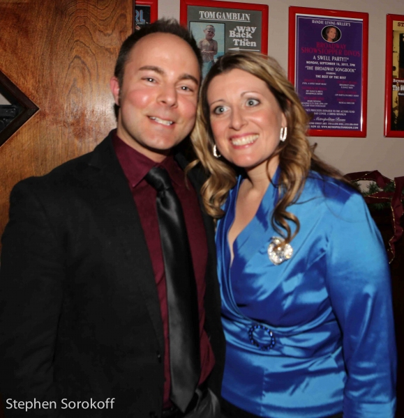 Photo Coverage: Corinna Sowers-Adler Brings LET ME SING AND I'M HAPPY to The Metropolitan Room