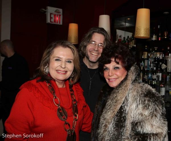 Randie Levine, Ted Stafford, Dana Lorge