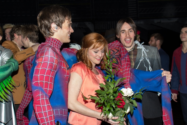 Justin Matthew Sargent, Rebecca Faulkenberry, Reeve Carney