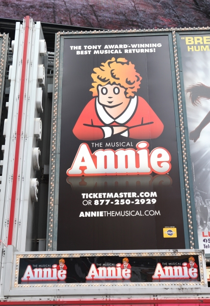 Photo Flash: A Fond Farewell to Broadway's 700 SUNDAYS, ANNIE, BETRAYAL, FIRST DATE & SPIDER-MAN