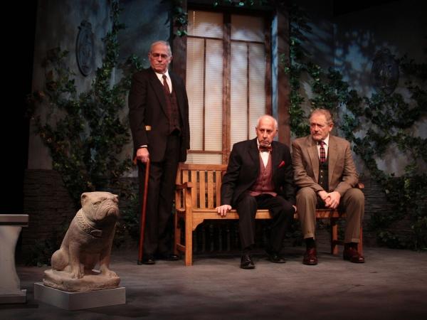 Photo Flash: Hampton Theatre Company's HEROES, Opening 1/9