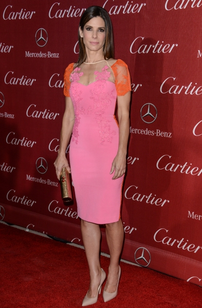 Fashion Photo of the Day 1/6/14 - Sandra Bullock