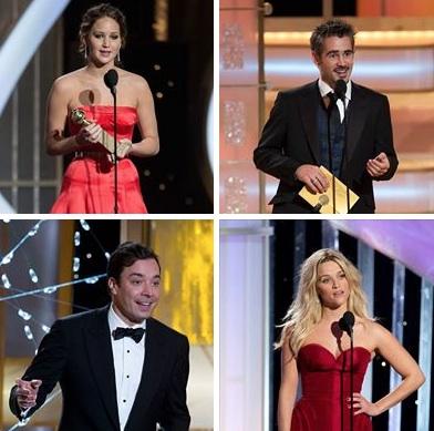 Jennifer Lawrence, Jimmy Fallon & More Added to GOLDEN GLOBE AWARD Presenters Line Up