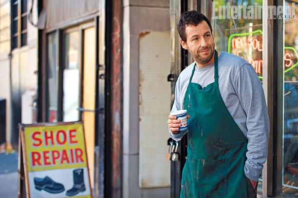 FIRST LOOK: Adam Sandler Stars in Indie Drama THE COBBLER