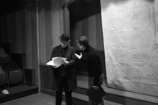 Photo Flash: Inside Rehearsal with the Cast of EDISON'S ELEPHANT, Playing Metropolitan Playhouse Gilded Age Festival, 1/16-25