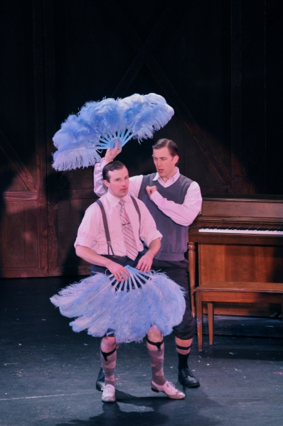 Photo Coverage: First Look at Engeman Theater's WHITE CHRISTMAS
