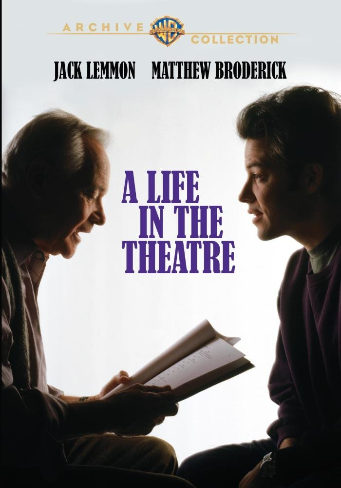 A LIFE IN THE THEATRE Now Available On DVD