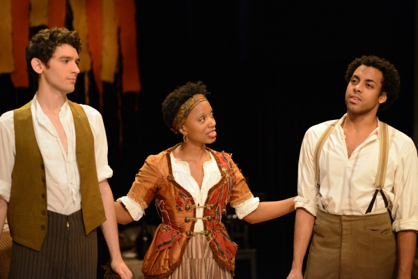 Photo Flash: First Look at Off-Broadway's HARD TIMES