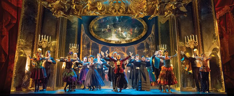 Plethora Of New PHANTOM OF THE OPERA US Tour Photos