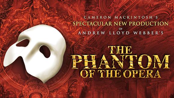 Plethora Of New PHANTOM OF THE OPERA US Tour Photos