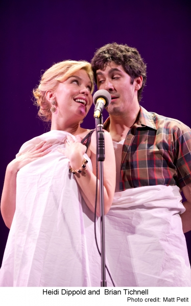 Photo Flash: First Look at L.A. Theatre Works' THE GRADUATE at the Poway Center