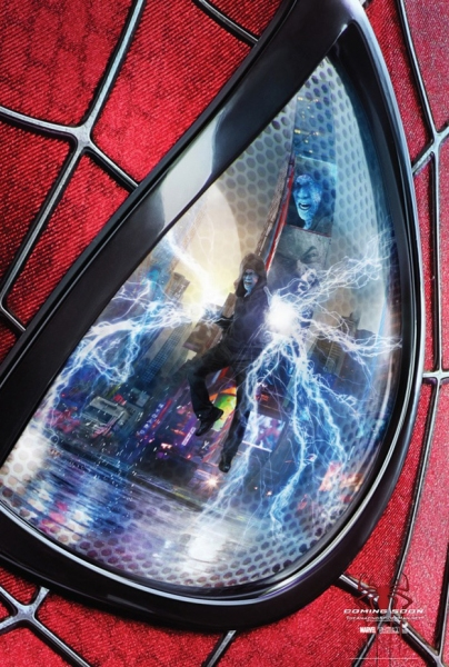 Photo Flash: First Look - Three New International Posters Revealed for THE AMAZING SPIDER-MAN 2