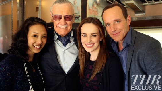 Stan Lee to Guest on ABC's MARVEL'S AGENTS OF S.H.I.E.L.D.