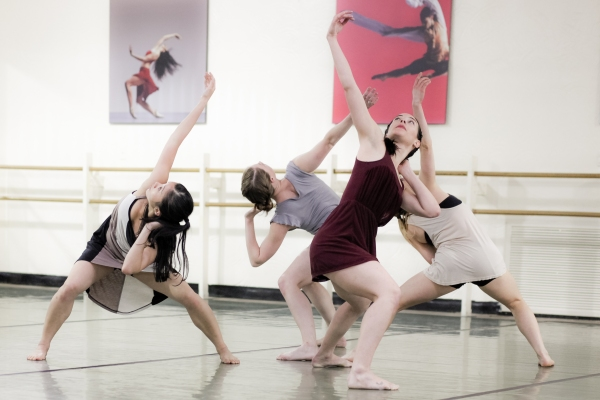 Steffi Cheong, Erin Kouwe, Marissa Horton, Rebecca McLindon Photo
