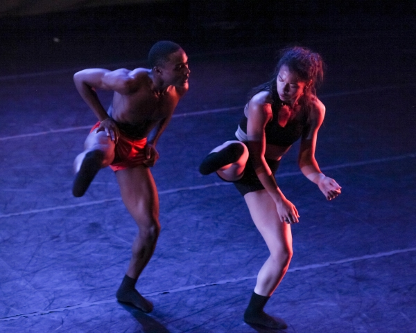 Photo Flash: First Look at DanceWorks Chicago's DANCE CHANCE