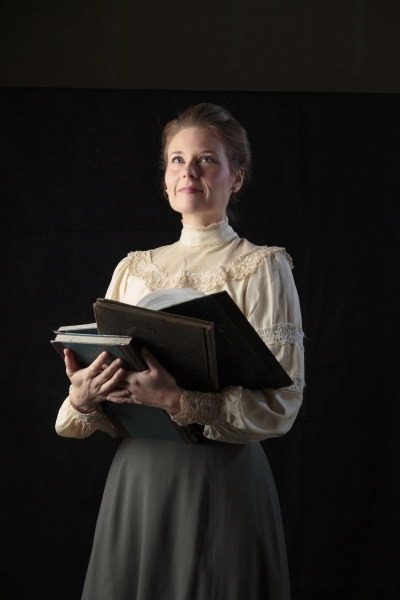 Photo Flash: Promo Shots for TheatreWorks' SILENT SKY, Begin. 1/15