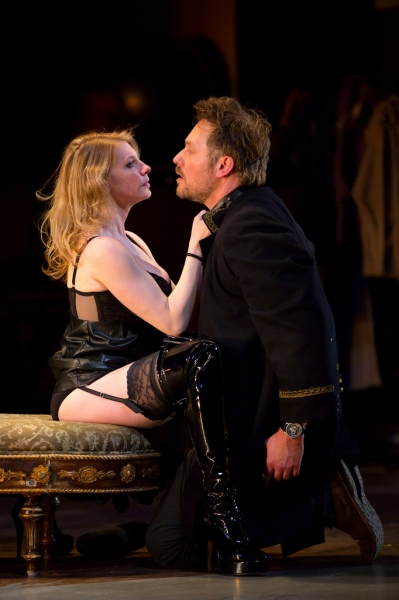 Photo Flash: First Look at Huntington's VENUS IN FUR with Chris Kipiniak & Andrea Syglowski