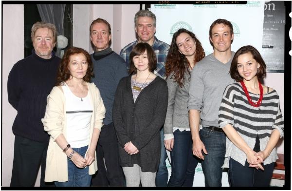FREEZE FRAME: Meet Cast of Irish Rep's TRANSPORT