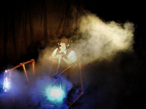 Photo Flash: PiPE DREAM's COLUMBIA Begins Performances at Theatre Row