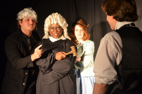Photo Flash: PiPE DREAM's COLUMBIA Begins Performances at Theatre Row