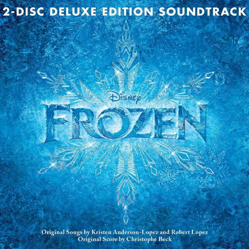 Idina Menzel's 'Let It Go' from FROZEN Cracks iTunes Top 20