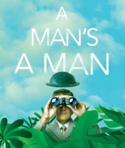 First Listen To Duncan Sheik's Adaptation Of Brecht's A MAN'S A MAN