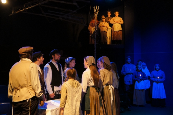 Photo Flash: First Look at Desert Stages Theatre's FIDDLER ON THE ROOF