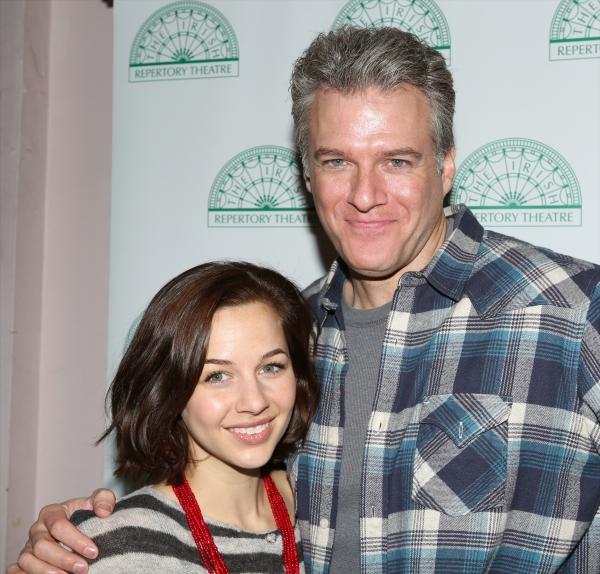 Jessica Grove and Edward Watts