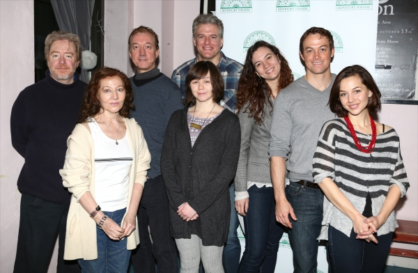 Photo Coverage: Irish Rep's TRANSPORT Company Meets the Press