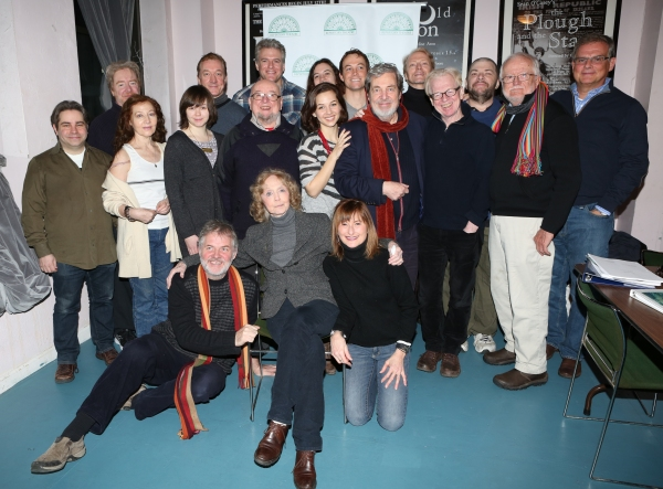 Photos: Irish Rep's TRANSPORT Company Meets the Press