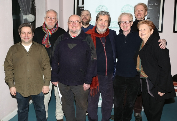 Photo Coverage: Irish Rep's TRANSPORT Company Meets the Press