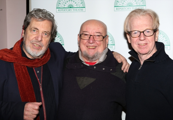 Tony Walton, Thomas Keneally and Larry Kirwan