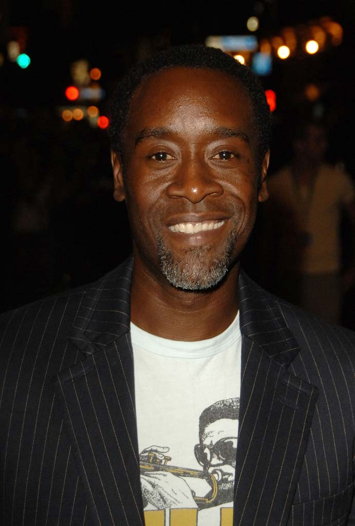 Don Cheadle Envisions HOUSE OF LIES: THE MUSICAL