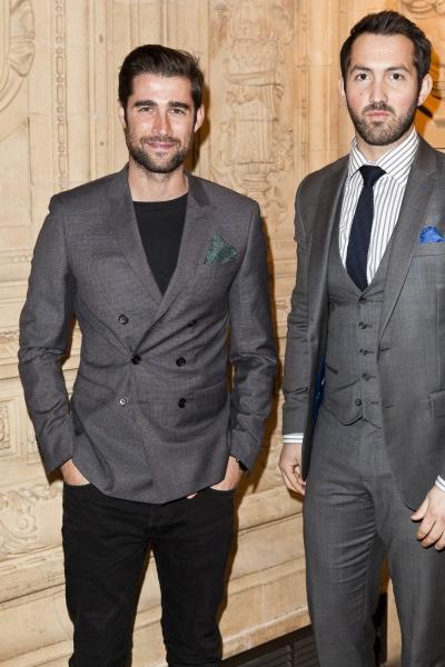 Matt Johnson and David Webb