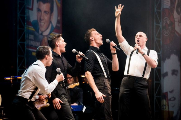Photo Flash: Cast of KING KONG Organizes Charity Concert Event, 1/19