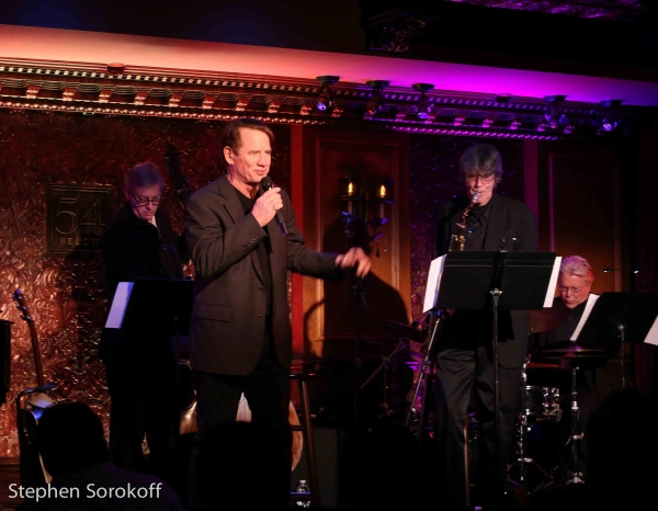 Tom Wopat, David Finck, Bob Alach, Peter Gant