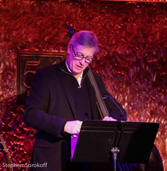 David Finck, producer
